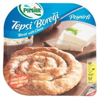 Pınar Peynirli Tepsi Böreği 400 gr ürün resmi