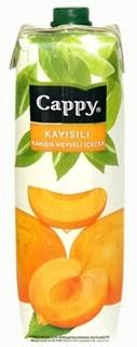 Cappy Kayısılı Meyve Suyu 1 Lt ürün resmi