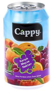 Cappy Karışık Meyve Suyu 330 Ml ürün resmi