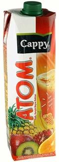 Cappy Atom Tetra Meyve Suyu 1 Lt ürün resmi