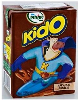 Pınar Kido Puding Kakaolu 200 Gr ürün resmi
