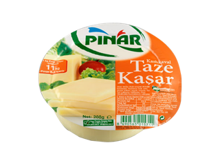 Pınar Taze Kaşar 200 gr ürün resmi