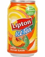Picture of Lipton Şeftali Aromalı İce Tea 330 ml