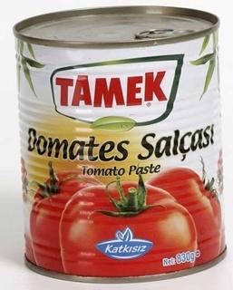 Tamek Domates Salçası 830 gr ürün resmi