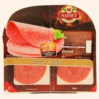 Namet Macar Salam 2 X 100 Gr ürün resmi