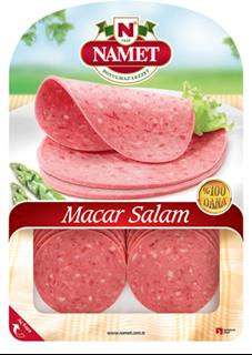 Namet  Dana Macar Salam 150 Gr ürün resmi