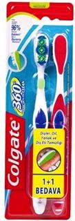 Colgate 360 Komple Ağız Temizliği Diş Fırçası ürün resmi