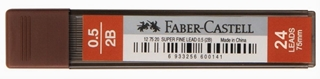 Faber-Castell Super Fine Min 0.5 mm ürün resmi