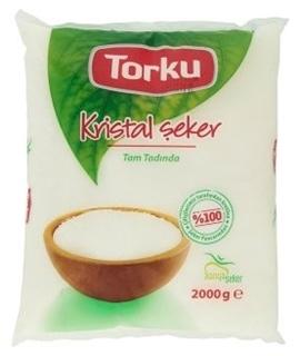 Torku Tam Tadında Kristal Şeker 2000 gr ürün resmi
