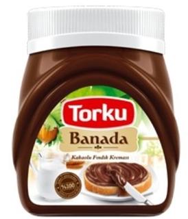 Torku Banada Kakaolu Fındık Kreması 400 Gr ürün resmi
