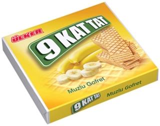 9 Kat Tat Muzlu Gofret 39 Gr ürün resmi