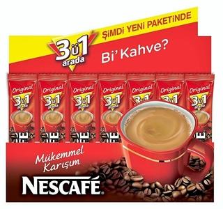 Nescafé 3 ü 1 arada 56 Adet ürün resmi