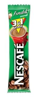 Nescafé 3 ü 1 arada Fındık Aromalı 13,2 gr ürün resmi