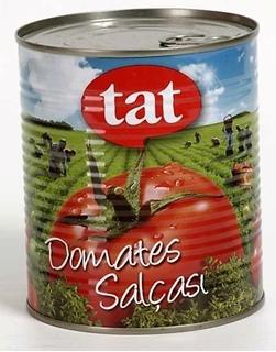 Tat Domates Salçası 830 gr ürün resmi