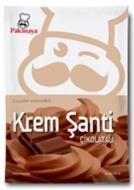 Resim Pakmaya Krem Şanti Çikolatalı 82 Gr