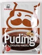 Resim Pakmaya Çikolatalı Fındıklı Puding 118 Gr