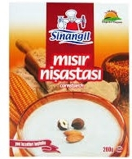 Sinangil Nişasta Mısır 200 Gr ürün resmi