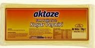 Resim Aktaze Tam Yağlı Taze Kaşar Peyniri 700 gr