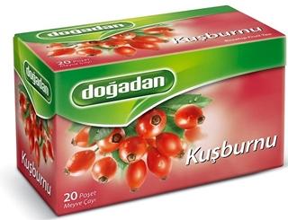 Picture of Doğadan Bitkisel Çay Kuşburnu 50 gr