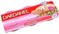 Resim Dardanel Light Ton Balığı 3'lü 80 Gr