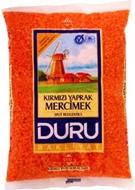 Picture of Duru Bakliyat Kırmızı Mercimek Yaprak 1 kg