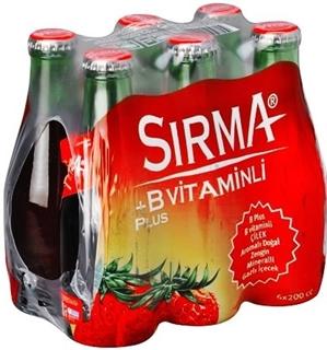 Akmina B Vitamin Çilek 200 Ml.  ürün resmi