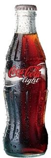 Coca Cola Light Cam 250 ml ürün resmi