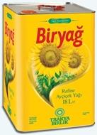 Picture of Biryağ Ayçiçek Yağı 18 Lt.