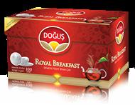 Picture of Doğuş Demlik Poşet Çay Royal Breakfast 100 x 3,2 gr