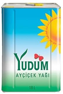 Yudum Ayçiçek Yağı 18 Lt. ürün resmi