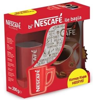 Nescafé 200 Gr. Fincan Hediyeli ürün resmi