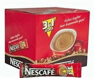 Resim Nescafe 3'ü 1 Arada 48 X 18 Gr