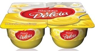 Ülker Dolcia Puding Muz 4 x 75 Gr ürün resmi