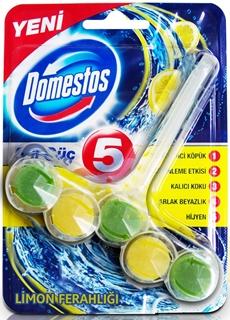 Domestos Wc Blok Güç Limon 5'li ürün resmi