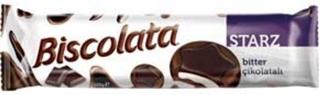 Picture of Şölen Biscolata Starz Bitter Çikolatalı 82 Gr