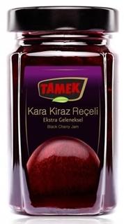 Tamek Premium Kara Kiraz Reçeli 380 Gr ürün resmi