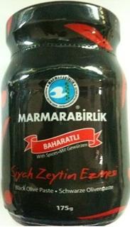 Marmarabirlik Zeytin Ezmesi 175 Gr ürün resmi