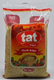 Tat Bulgur Orta Pilavlık 1 Kg  ürün resmi