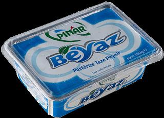 Pınar Labne Pastörize Taze Peynir 180 gr ürün resmi