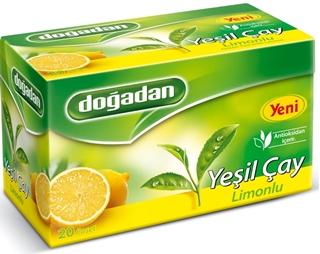Picture of Doğadan Yeşil Çay Limonlu 35 gr