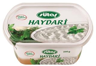 Sütaş Haydari 250 gr ürün resmi