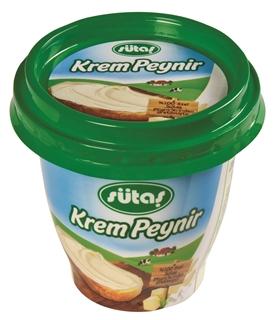 Sütaş Krem Peynir 160 gr ürün resmi
