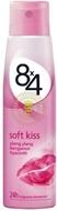 Resim 8x4 Soft Kiss Ylang Ylang Bergomat Sümbül Özlü Bayan Deodorant 150 ml