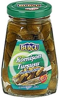 Burcu Salatalık Turşu Kornişon Cam 320 Gr ürün resmi