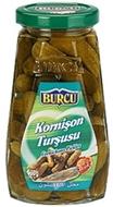 Resim Burcu Salatalık Kornişon Turşu Cam 580 Gr