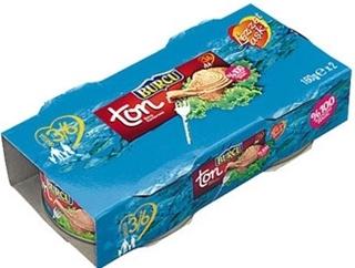 Burcu 160 Gr Ton Balık Konservesi 2li 320 Gr ürün resmi