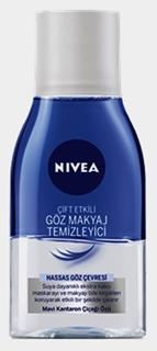 Nivea Göz Makyaj Temizleme Çift Etkili 125 Ml ürün resmi