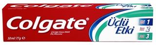Colgate Üçlü Etki Diş Macunu 50 ml ürün resmi