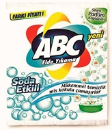 Picture of Abc Elde Yıkama Toz Deterjanı Soda Etkili 600 gr