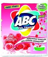 Resim Abc Elde Yıkama Toz Deterjanı Gül Tutkusu 600 gr